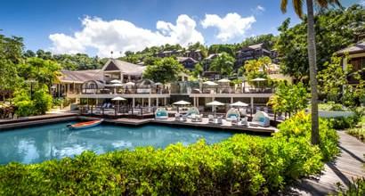 Capella Marigot Bay in St Lucia